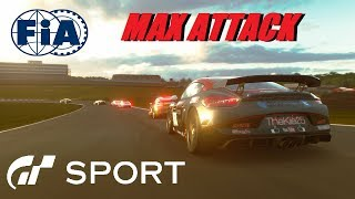 GT Sport Maximun Attack - FIA Manufacturer Round 2