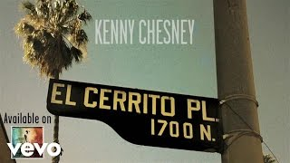 Kenny Chesney El Cerrito Place