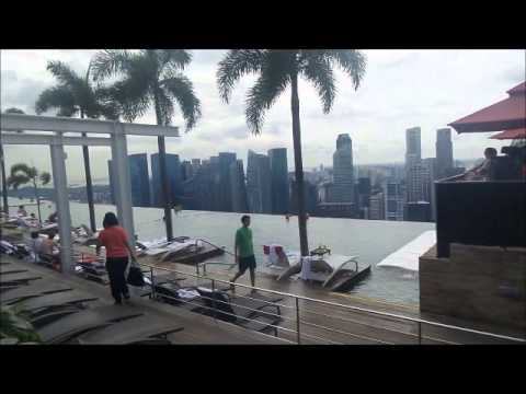 Marina Bay Sands Hotel  Singapore   فندق مارينا باي سندس سنغافوره