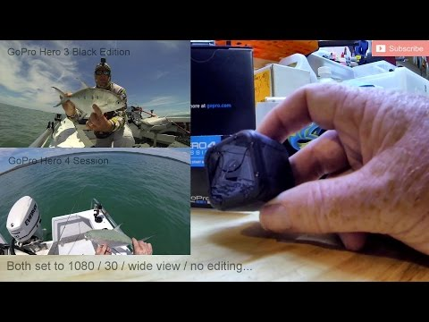 Fish That Snag - Information. Tips. Tricks & Reviews -  GoPro Hero 4 Session