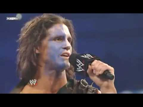 Smackdown 12/11/09 John morrison makes fun off Drew mcintyre HD Video