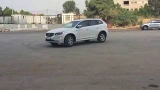 MSCA Armored Volvo XC60 - B6 Level Test Drive