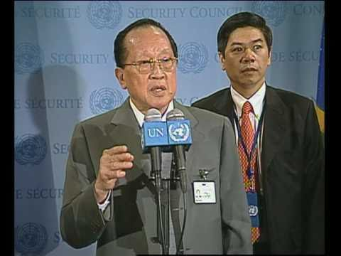 TodaysNetworkNews: THAI-CAMBODIA BORDER DISPUTE - U.N. SECURITY COUNCIL (UNTV)
