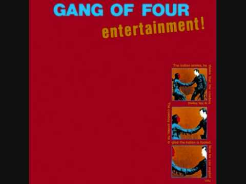 Gang Of Four - Anthrax