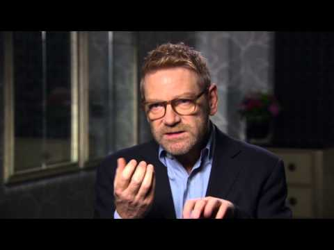 Cinderella: Director Kenneth Branagh First Official Movie Interview 1 of 2