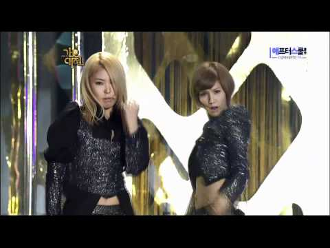 091229 After School - Because Of You (Remix)