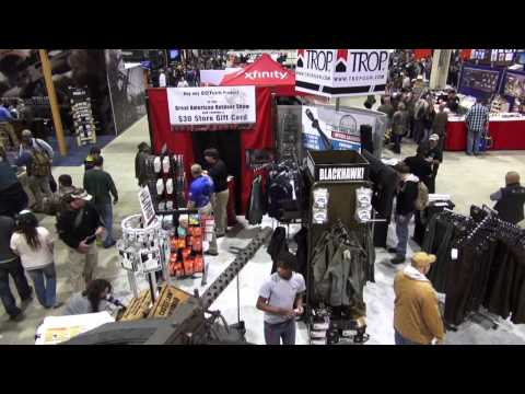 Trop Gun Shop at the Great American Outdoor Show