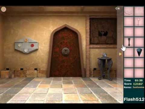 The Lion King Castle Escape Walkthrough Youtube