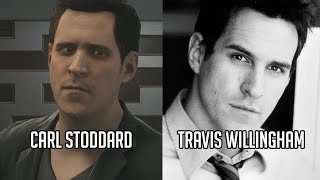 Characters and Voice Actors - Battlefield Hardline