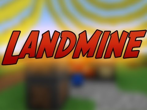 Minecraft Mods | Episode 456 | Landmine | iPodmail | 1.2.5