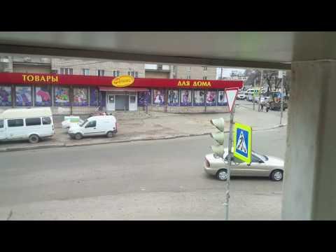 В Туле женщина бросила свое авто по середине проезжей части.