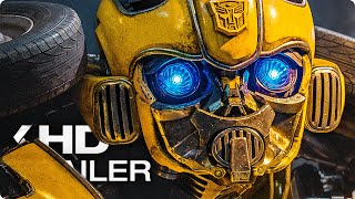 BUMBLEBEE Clips & Trailer German Deutsch (2018) Exklusiv