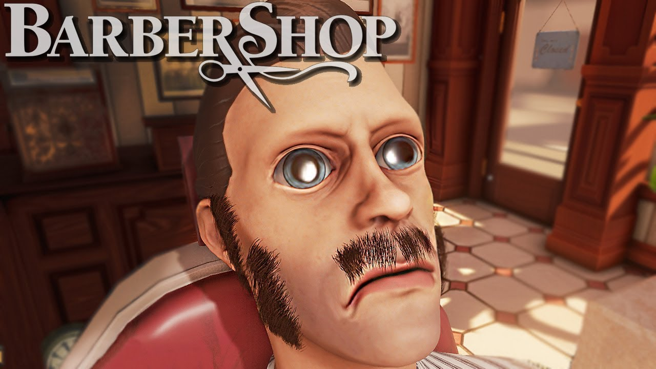 Barbershop simulator