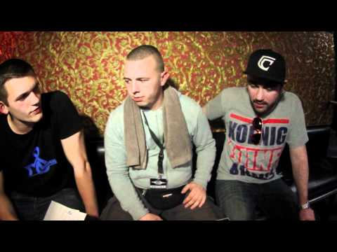 Freunde Von Niemand Tourspecial #1: Ronny & Dj Pron video