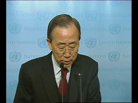 NewsNetworkToday: HAITI: U.N. S-G BAN K-MOON REPORTS ON DEVASTATION & PLANS TRIP TO COUNTRY (UNTV)