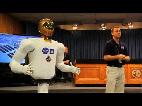 Robonaut 2 Demonstration at Kennedy Space Center