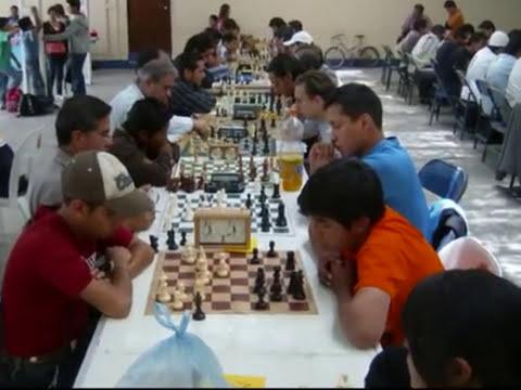 Torneo de ajedrez 2010 en huamantla tlaxcala feria anual