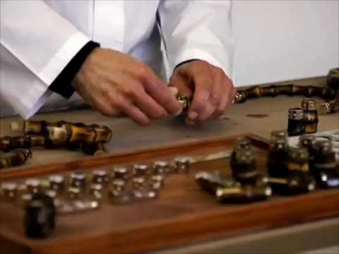 Gucci Bamboo Handbag Factory Production.mp4