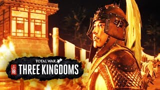 "Total War: Three Kingdoms - Official ""Eight Princes"" Reveal Trailer"