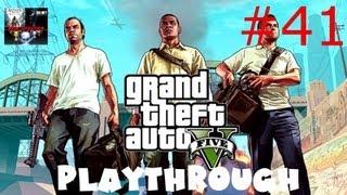 GTA V Playthrough: Primeira missão com Michael, Trevor e Franklin = FODA (Parte 41)(Legendado PT-BR)