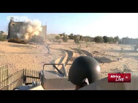 Egyptians Express Shock at Sinai Violence