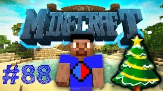 Minecraft SMP HOW TO MINECRAFT #88 'CHRISTMAS TREE!' with Vikkstar
