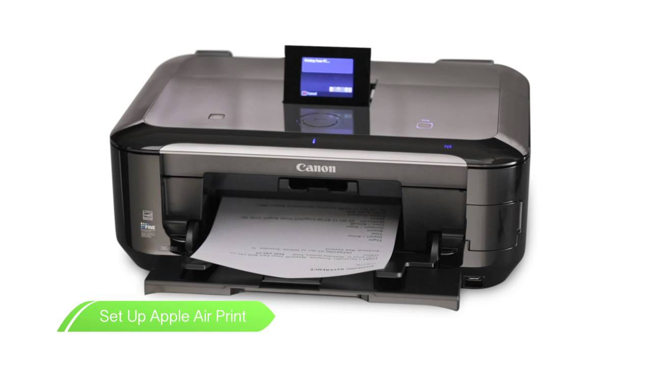 how to get airprint to work