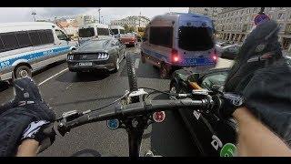 Policja dogoniła mnie!!! Najgorszy dzień w moim życiu