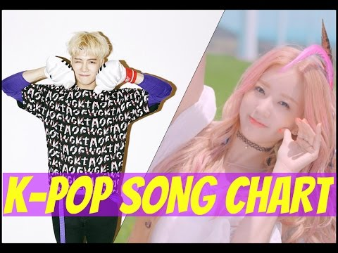 K-POP SONG CHART [TOP 50] JULY 2015 [WEEK 3]