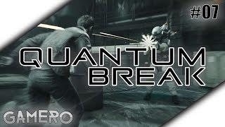 QUANTUM BREAK Deutsch #07 - Wir retten Amy - Quantum Break Deutsch Facecam 1080p 60FPS