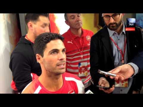 Mikel Arteta Proud Arsenal Have Signed Alexis Sanchez [Q&A]