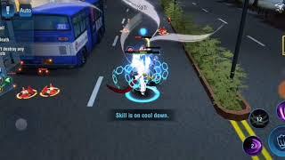 Tokyo ghoul Dark War   Nashiro Gameplay !