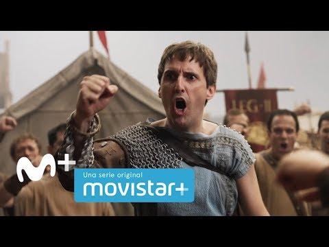 La nueva serie de Movistar+...Justo antes de Cristo