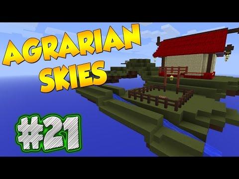 Agrarian Skies - Los ordenadores controlaran el mundo! - Episodio 21