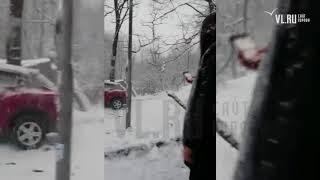 Download VL.ru - Три машины врезались в Nissan Juke на Руднева 3Gp Mp4