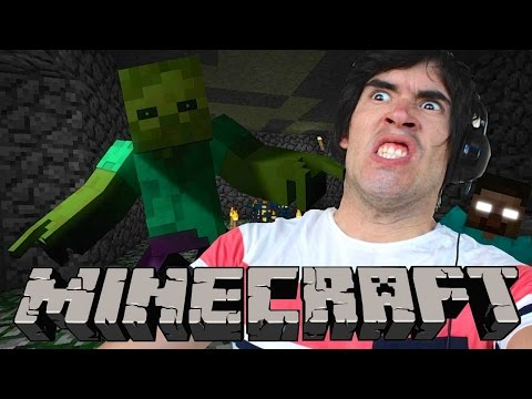 EL MEJOR MAPA DE TERROR HASTA AHORA   Minecraft: Grief - JuegaGerman