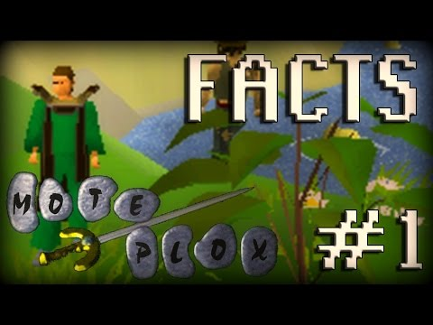 Top 10 RuneScape Facts #1