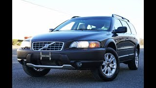 2004 Volvo XC70 AWD Cross Country Station Wagon