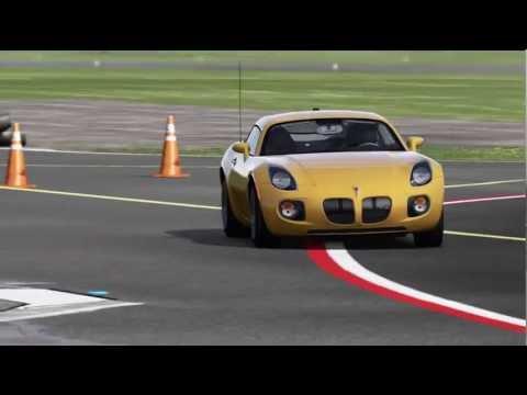 Pontiac Solstice GXP Top Gear Track