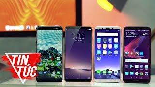 FPT Shop - Top những Smartphone tràn viền giá siêu yêu nên sở hữu