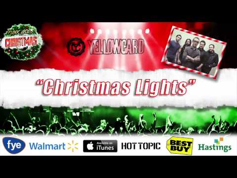 31. Yellowcard – Christmas Lights (Coldplay Cover)