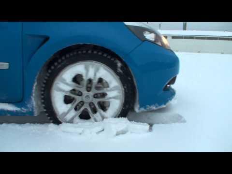 Как трогаться зимой, школа вождения АвтоПортал