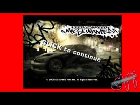 Descargar e instalar vinilos de la Blacklist para NFSMW