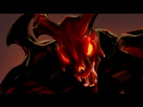 Dota 2 Shadow Fiend YouTube
