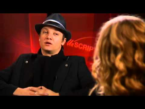 Unscripted with Julia Stiles and Jeremy Renner