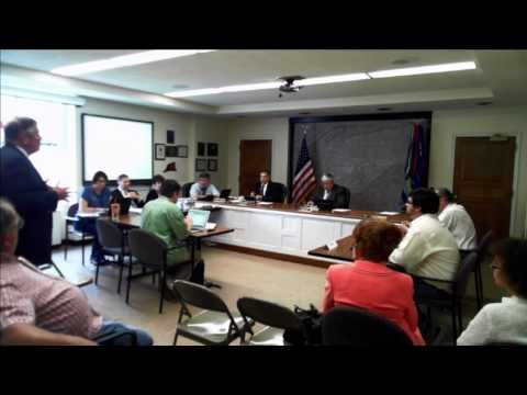 Board of Commissioners Meeting July 06, 2015