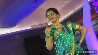 Lavni Performance _Mai Kolhapur Se aayi hu & Mala Jaudya Na Ghari Aata Wajle Ki Bara -(Nikita)