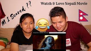 SUNKESARI - New Nepali Horror Movie Trailer || Reaction & Review ||