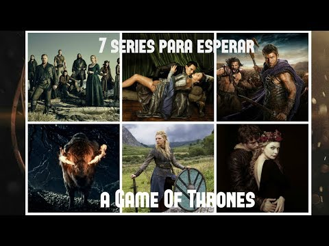 7 Series Recomendadas Para Esperar A Game Of Thrones