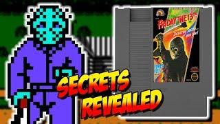 Friday The 13th NES Secrets and History | An LJN Horror Story
